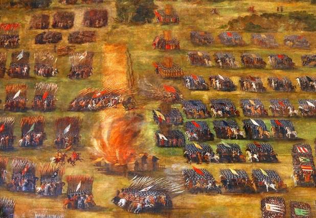 Клушинская битва 1610 г.