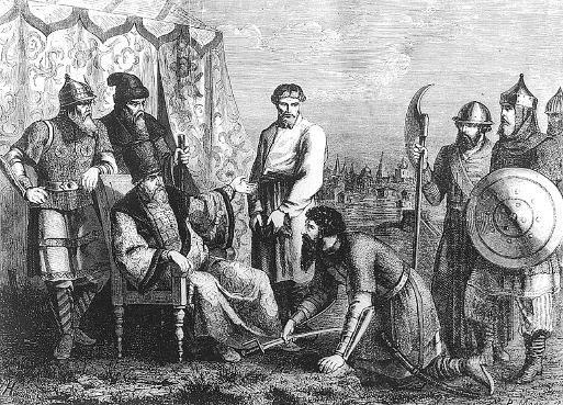 осада тулы в 1607 г.