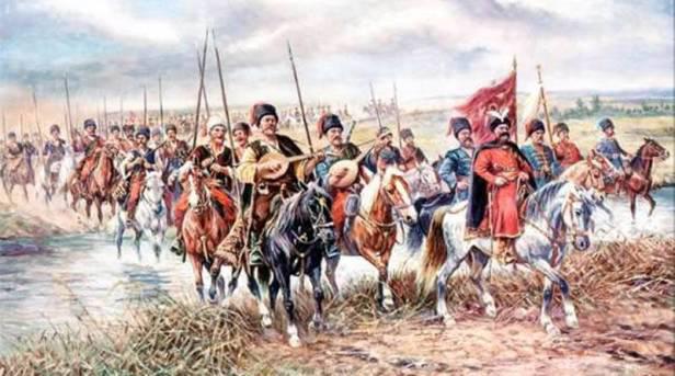сдача монастыревского острога в 1604 г.