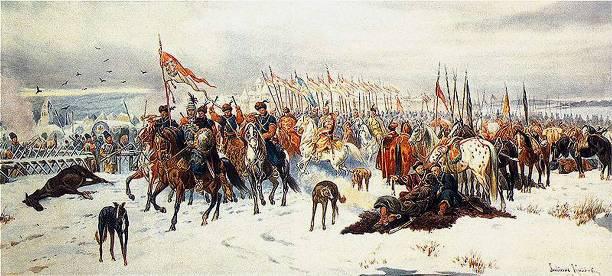 Сраженье под Александровской слободой 1609 г.