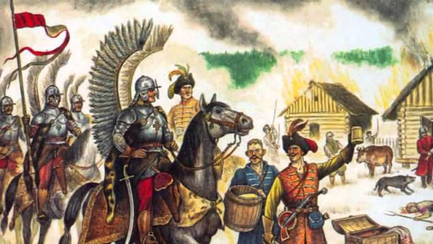 Сражение на Каменке 1609 г.