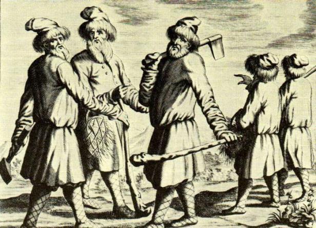 сражение под москвой в 1603 г.