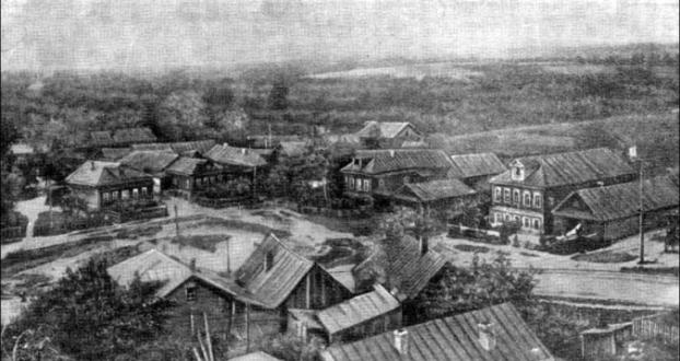 Сражение у села Воробьево в 1591 г.